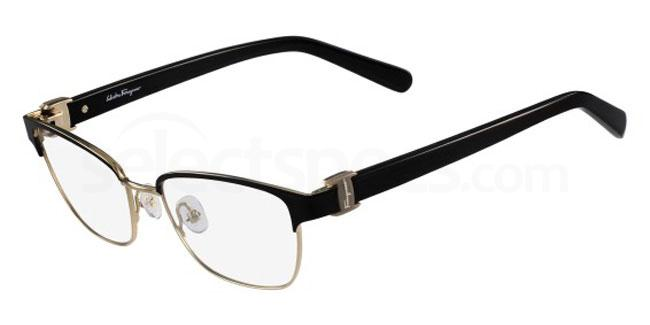 001 SF2148 Glasses, Salvatore Ferragamo