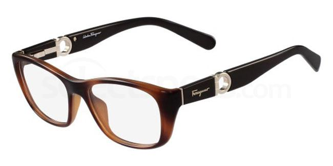 214 SF2765 Glasses, Salvatore Ferragamo
