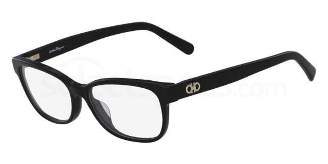 001 SF2788 Glasses, Salvatore Ferragamo