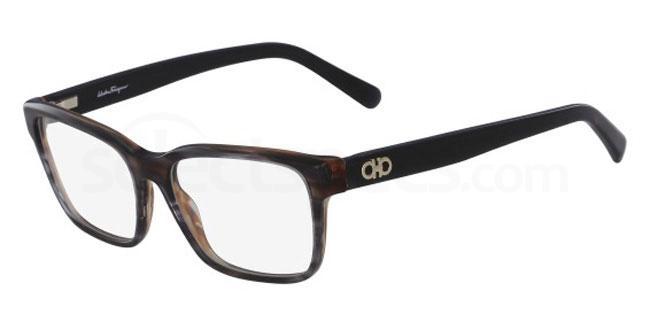 003 SF2790 Glasses, Salvatore Ferragamo