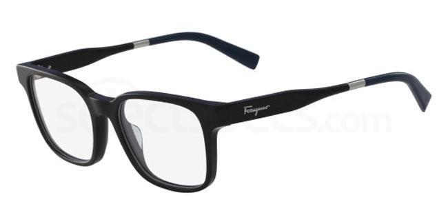 023 SF2787 Glasses, Salvatore Ferragamo