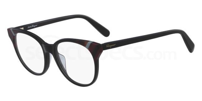 001 SF2796 Glasses, Salvatore Ferragamo