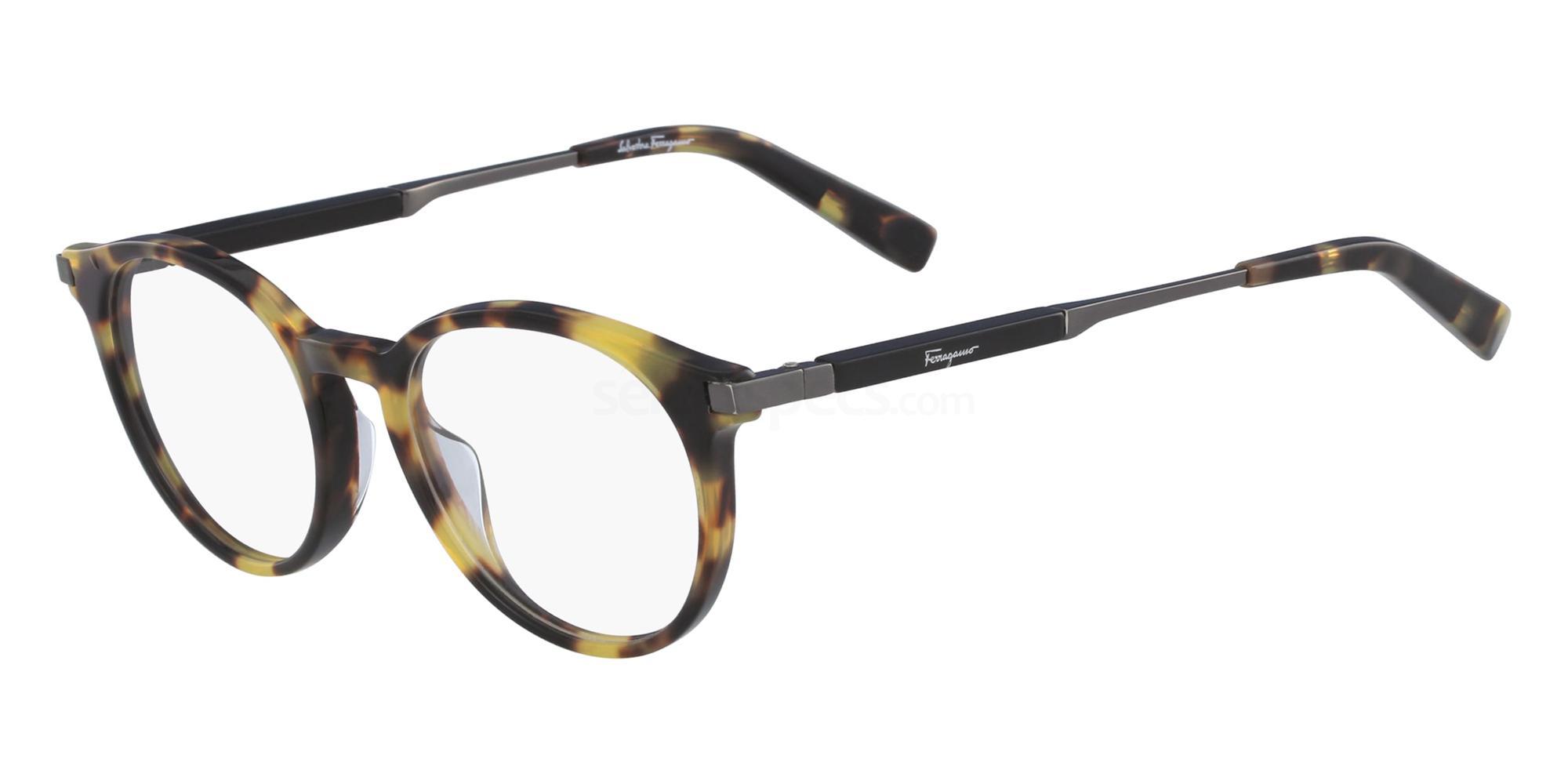 215 SF2802 Glasses, Salvatore Ferragamo