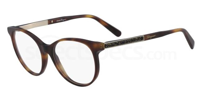 212 SF2805R Glasses, Salvatore Ferragamo