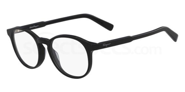 001 SF2818 Glasses, Salvatore Ferragamo