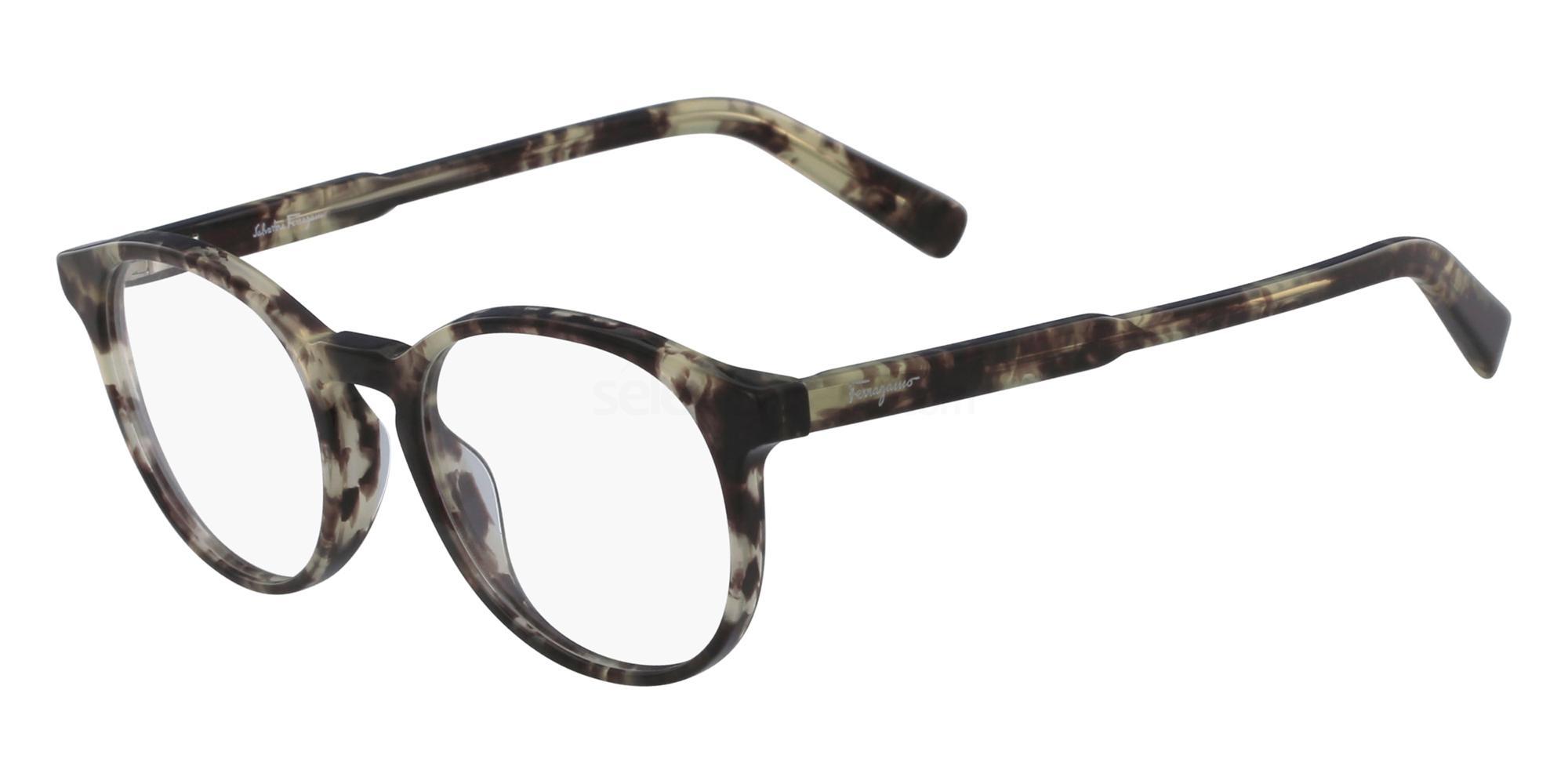 281 SF2818 Glasses, Salvatore Ferragamo