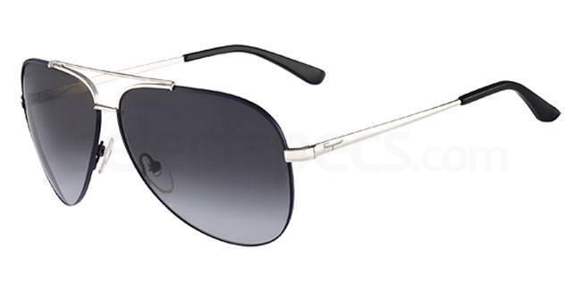 030 SF131S Sunglasses, Salvatore Ferragamo