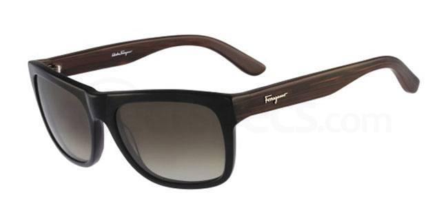 001 SF686S Sunglasses, Salvatore Ferragamo