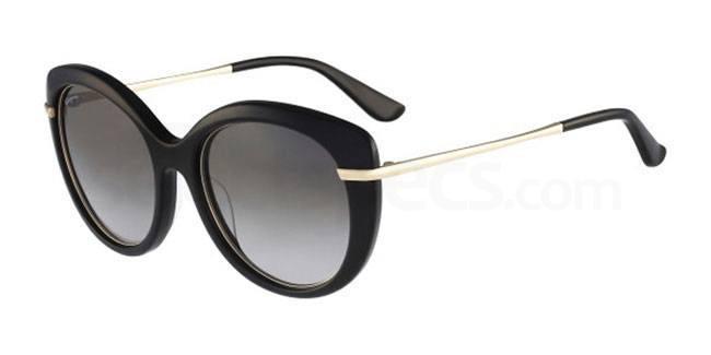 001 SF724S Sunglasses, Salvatore Ferragamo