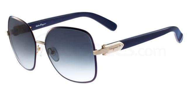 727 SF150S Sunglasses, Salvatore Ferragamo