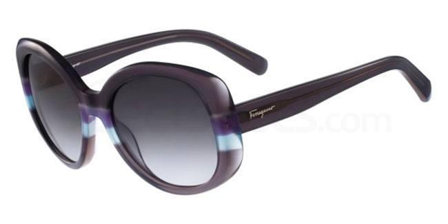 025 SF793S Sunglasses, Salvatore Ferragamo