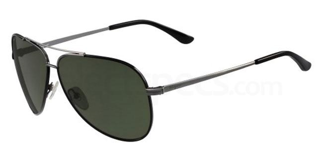 037 SF131SGP Sunglasses, Salvatore Ferragamo