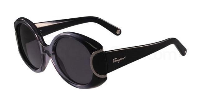013 SF811S SIGNATURE Sunglasses, Salvatore Ferragamo