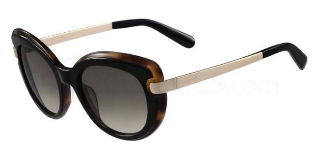 006 SF813S Sunglasses, Salvatore Ferragamo