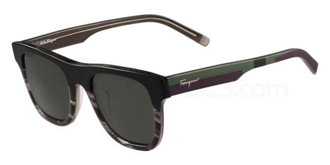 004 SF824S Sunglasses, Salvatore Ferragamo