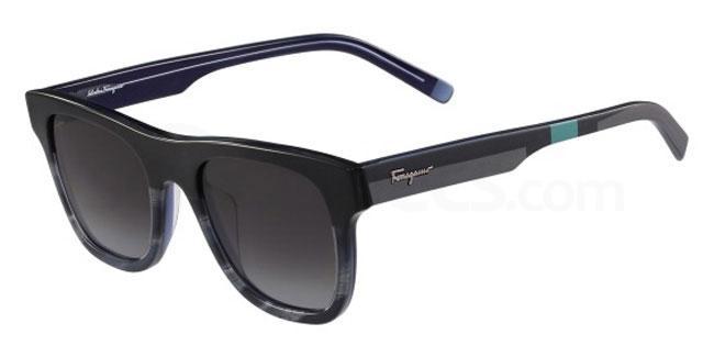 466 SF824S Sunglasses, Salvatore Ferragamo