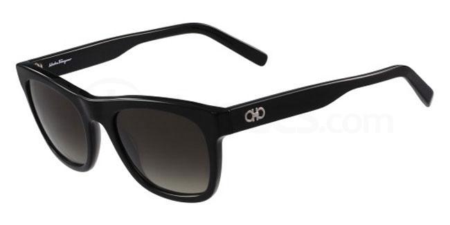 001 SF825S Sunglasses, Salvatore Ferragamo