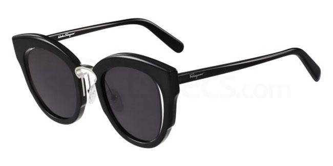 001 SF830S Sunglasses, Salvatore Ferragamo
