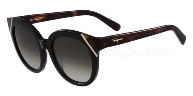 006 SF836S Sunglasses, Salvatore Ferragamo