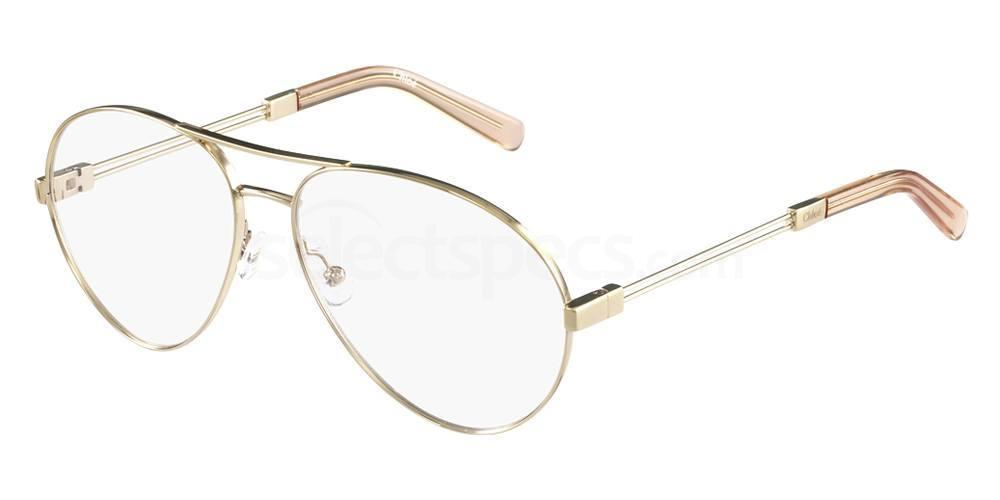aviator prescription glasses chloe