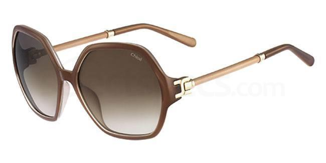 272 CE638SL Sunglasses, Chloe