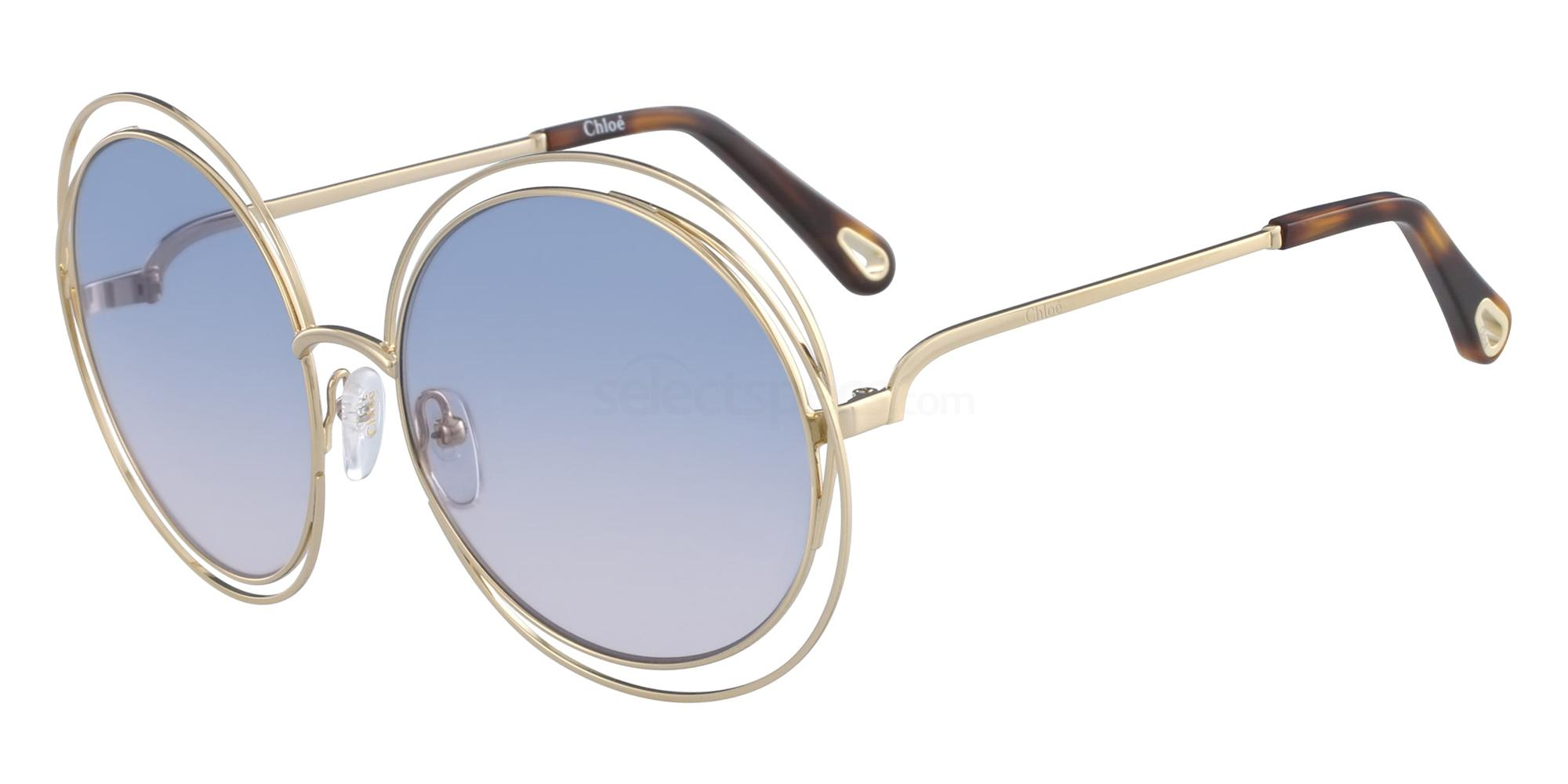 706 CE114SD Sunglasses, Chloe