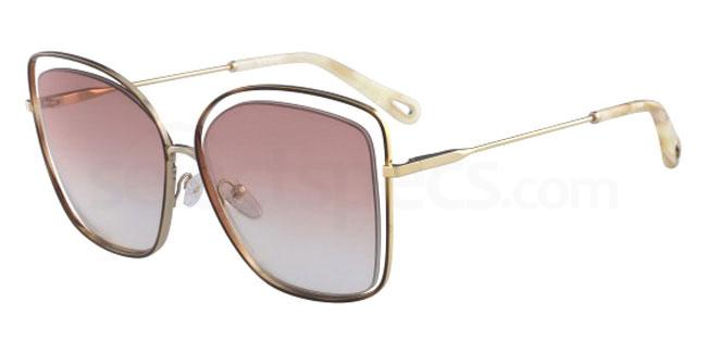 211 CE133S Sunglasses, Chloe