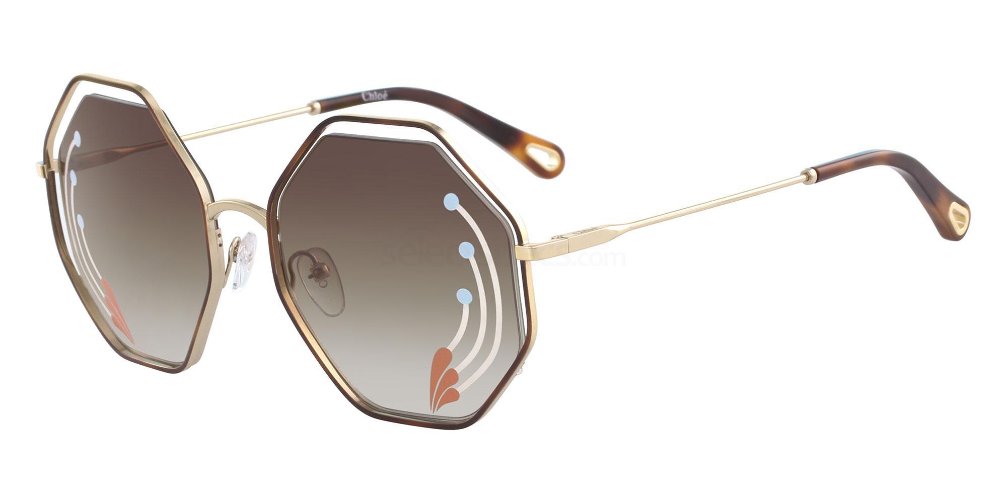 258 CE132SRI Sunglasses, Chloe