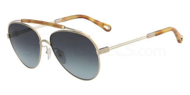 736 CE141S Sunglasses, Chloe