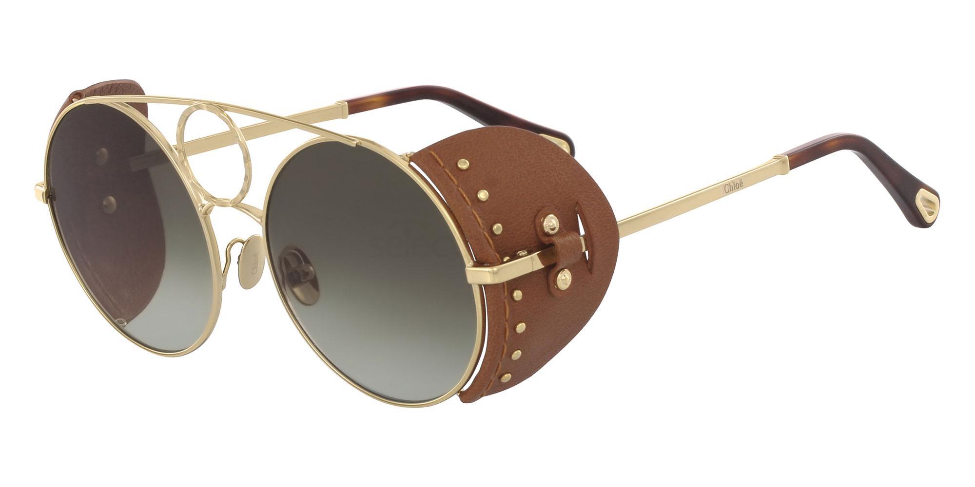gold sunglasses trend 2019