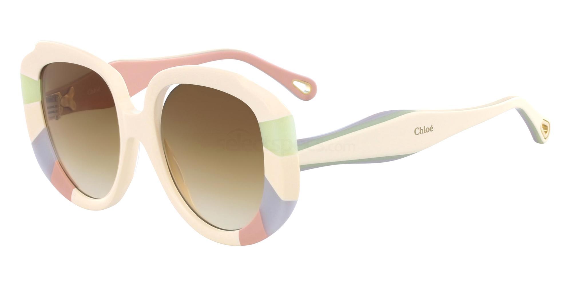 160 CE744S Sunglasses, Chloe