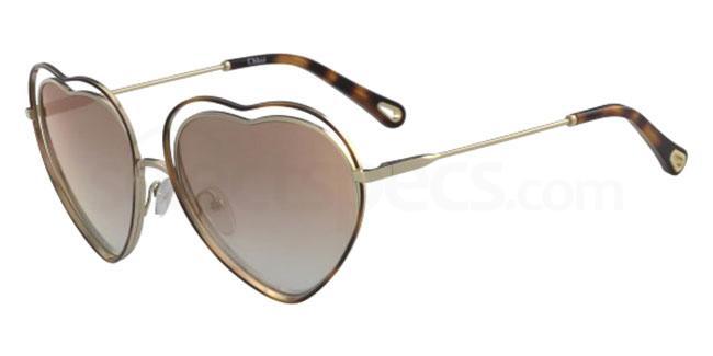 238 CE131S Sunglasses, Chloe