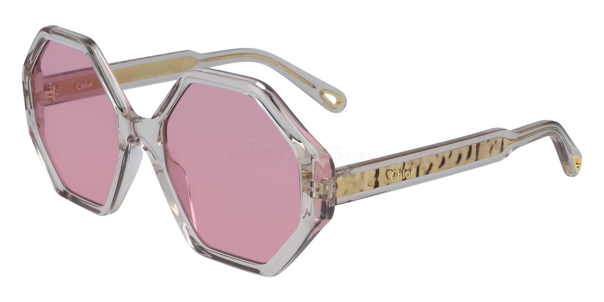 272 CE750S Sunglasses, Chloe