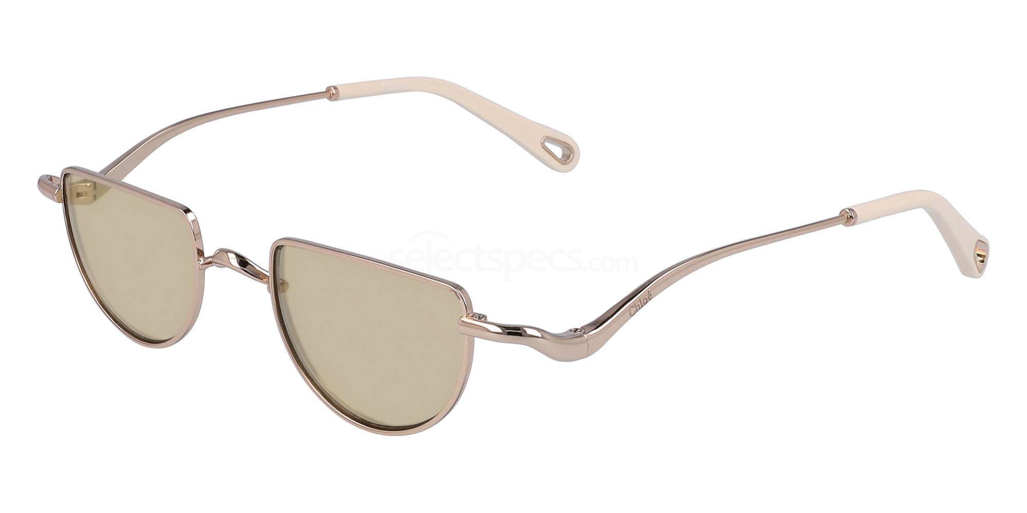 Chloe CE158S skinny sunglasses