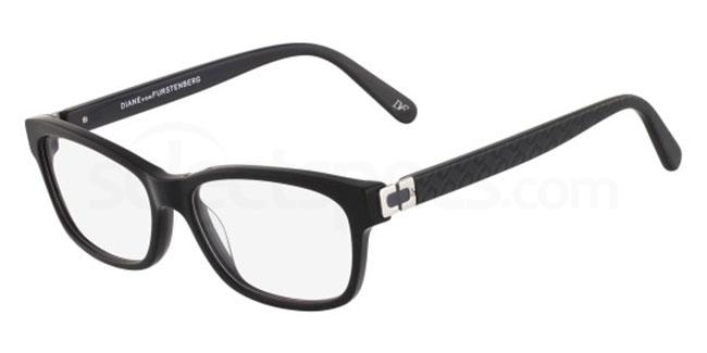 001 DVF5056 Glasses, DVF