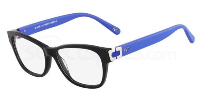 001 DVF5059 Glasses, DVF