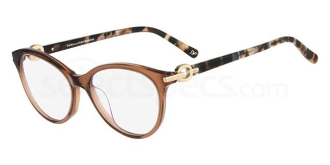 210 DVF5065 Glasses, DVF