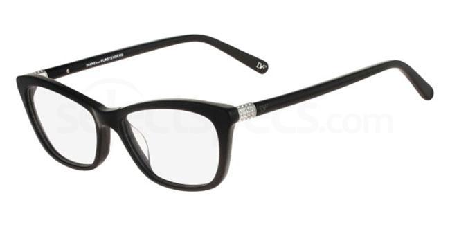 001 DVF5070 Glasses, DVF