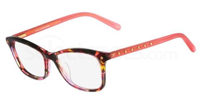 533 DVF5073 Glasses, DVF