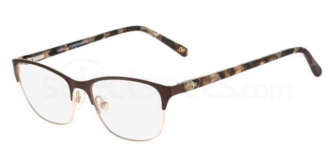 210 DVF8043 Glasses, DVF