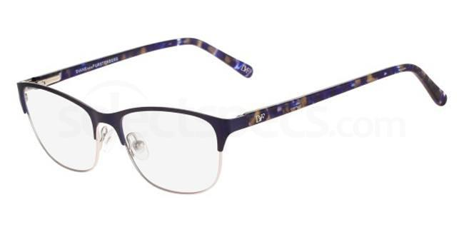 424 DVF8043 Glasses, DVF