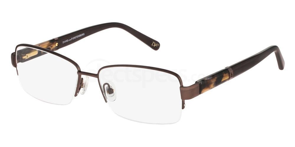 210 DVF8044 Glasses, DVF