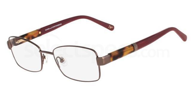 210 DVF8045 Glasses, DVF