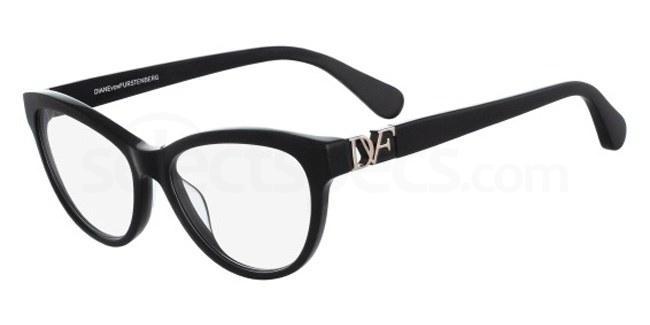 001 DVF5084 Glasses, DVF