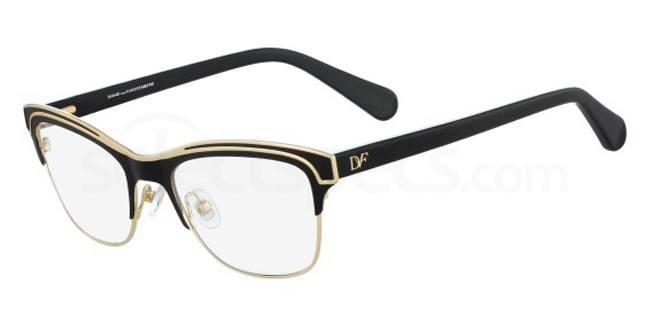 001 DVF8049 Glasses, DVF
