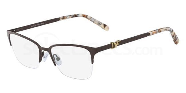 210 DVF8056 Glasses, DVF