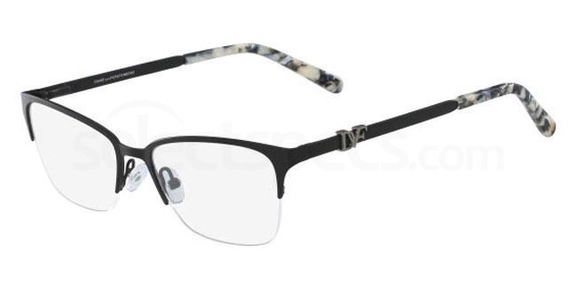 001 DVF8056 Glasses, DVF