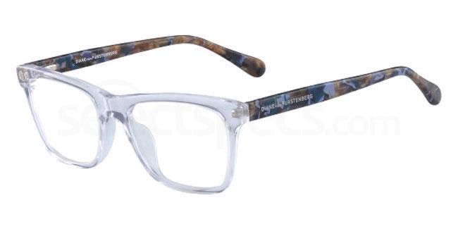000 DVF5089 Glasses, DVF