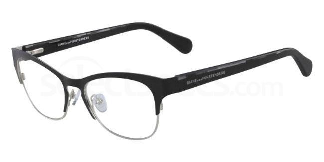 001 DVF8061 Glasses, DVF