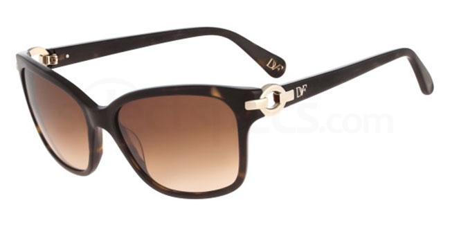 237 DVF594S EMMA Sunglasses, DVF